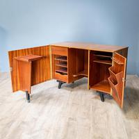 Mid-century Folding Desk (2 of 11)