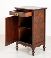 Good Quality Carved Walnut Cabinet (3 of 8)