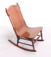 Late 19th Century American Rocking Chair (4 of 10)