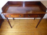 English Early 19th Century Mahogany Side Table (2 of 6)