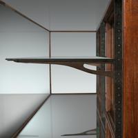 Antique Haberdasher's Display Cabinet, English, Mahogany, Showcase, Edwardian (9 of 12)