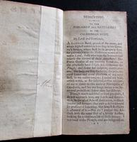 1801 Rare Robert Burns Poems Chiefly In The Scottish Dialect (3 of 5)