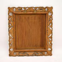 Antique French Carved Giltwood Mirror (9 of 10)