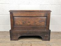 18th Century Style Welsh Oak Coffer Bach Chest (4 of 9)