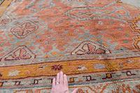 Massive Antique Ushak Carpet 597x525cm (13 of 13)
