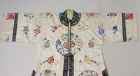Antique Chinese Silk Embroidered Robe (5 of 9)