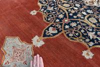 Fine Antique Tabriz Carpet (2 of 8)