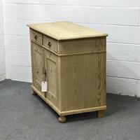 Large Old Pine Dresser Base (4 of 5)