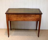 Inlaid Rosewood Writing Desk (8 of 11)