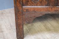 Mid 18th Century Oak Coffer (6 of 11)
