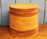 American 19th Century Oyster Barrel (2 of 9)