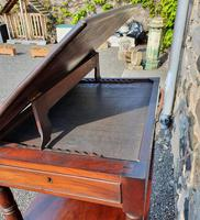 Superb Quality Gillows Mahogany Whatnot (8 of 9)