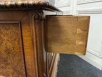 Fine Quality Burr Walnut Desk (6 of 25)