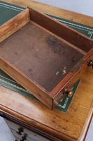 Victorian Mahogany Pedestal Desk (7 of 13)