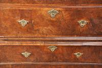 Early 18th Century Burr Walnut Chest on Stand (9 of 11)