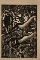 Monkeys in a tree by Kathleen Mary Bell (4 of 4)