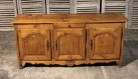 French Early Cherry Wood Sideboard (3 of 14)