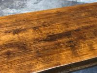 French Oak Farmhouse Refectory Dining Table (14 of 20)