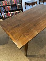 Small Cherrywood Farmhouse Table (2 of 4)