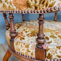 19th Century Easy Chair (2 of 8)