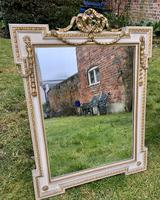 Set of Three Painted & Gilt Mirrors (8 of 9)