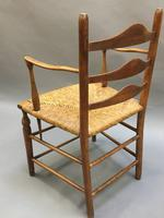 Early 19th Century Country Chair, stamped (3 of 10)