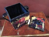 Antique Moorcroft Wisteria Box & Cover (7 of 9)