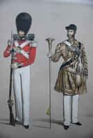 Costumes of the First or Grenadier Regiment (2 of 14)