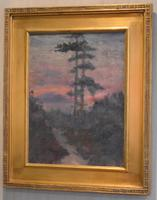 American Oil Painting Raquette Lake, New York State (2 of 8)