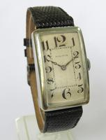 Gents Large 1930s Art Deco Wrist Watch for Mappin (2 of 5)