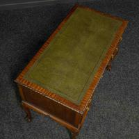Chippendale Style Mahogany Desk (6 of 8)