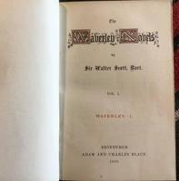 The Works of Sir Walter Scott, Complete in 70 Volumes (7 of 10)