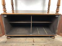 19th Century Mahogany Buffet with Cupboard Base (4 of 18)