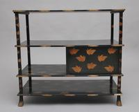 19th Century Japanese Lacquered Cabinet (8 of 12)