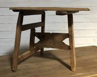 Primitive French Wine Tasting Table (7 of 16)