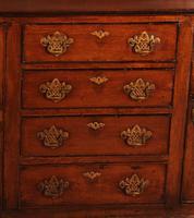 English Oak Dresser & Rack Early 18th Century (5 of 12)