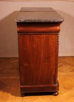 19th Century French Commode / Chest of Drawers in Mahogany (6 of 9)