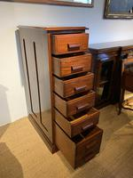 Edwardian Mahogany Filing Cabinet (3 of 10)