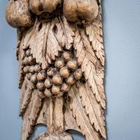 17th Century Walnut Swag (8 of 12)