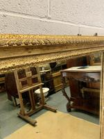 Very Large 19th Century Gilt Wall Mirror (4 of 5)