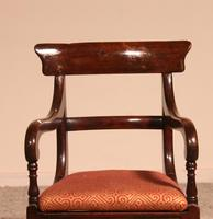 Small Child Chair from 19th Century in Mahogany- England (3 of 8)