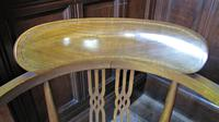 Pair of Edwardian Tub Chairs (3 of 5)