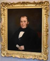 Large Pair of Victorian Oil Portraits (6 of 8)