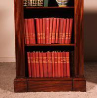 Pair of Open Bookcases 19th Century - William IV (2 of 10)