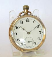 Antique Eterna Private Label Pocket Watch (2 of 5)