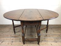 18th Century Oak Gateleg Table (13 of 14)