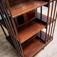 19th Century Revolving Bookcase (6 of 7)