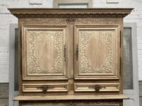 Wonderful 18th Century French Normandie Larder Cupboard (4 of 33)