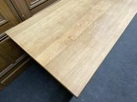 Rare Huge Oak French Farmhouse Dining Table (15 of 18)