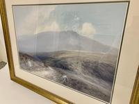 Original Dartmoor Watercolour by Frederick John Widgery (9 of 15)